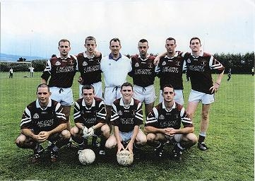 2000 All Ireland Junior Sevens Shield Winners