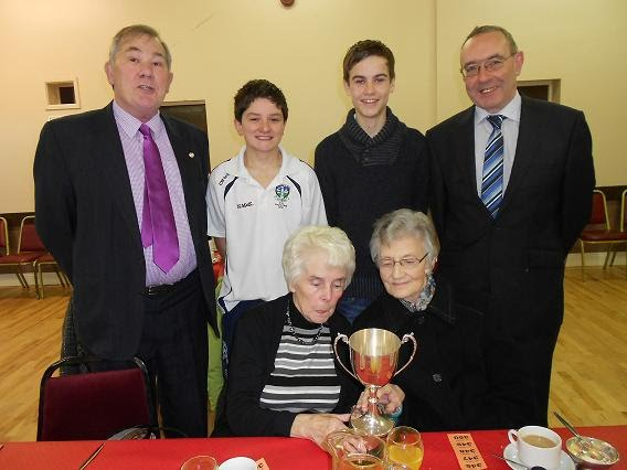 Paddy Delaney, Teresa Cosgrove, Brian & Beatrice Short