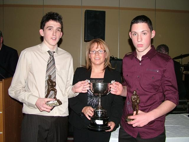 U16 PoY Rory Grugan & Anthony McMahon