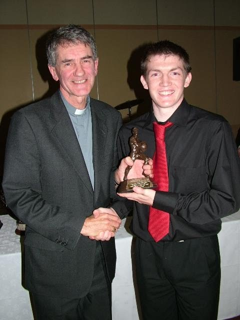 U18 PoY Sean Lynch